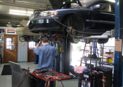 At Jamie's Transmission Service we service all makes, models and years of cars and trucks. Give us a call, email us or stop by us today to get a free estimate about your Everett Brake Service & Repair