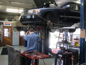 Jamie's Transmission Leak Repair Snohomish