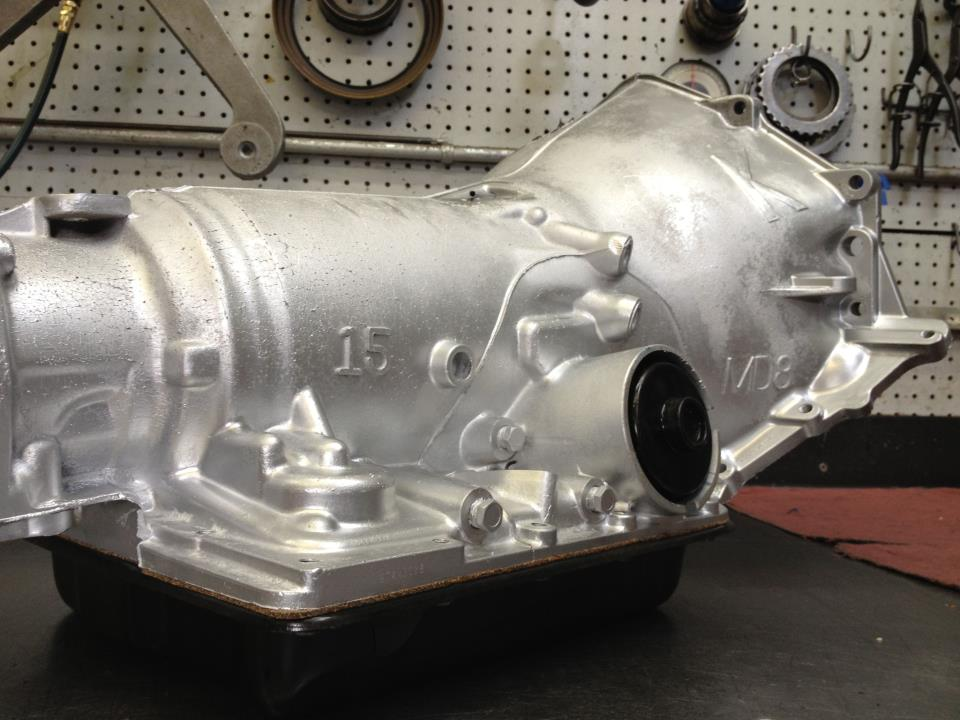 700R4 Transmission For Sale >> Chevrolet Gmc 700r4 Transmission Service And Sales Jamie S