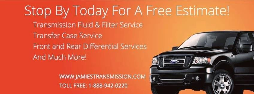 Transmission repair service cost guide | | jamie's transmission.